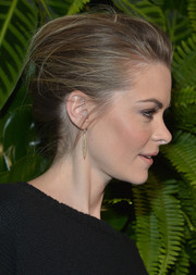 Jaime King rocked a punky French twist at the Riviera at the Roosevelt event.