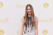 Taissa Farmiga Evening Dress