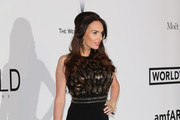 Tamara Ecclestone Evening Dress