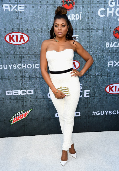 Taraji P. Henson Box Clutch