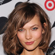 Karlie Kloss' Beachy Bob