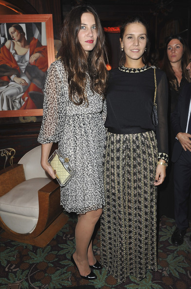 Tatiana Santo Domingo Shoes