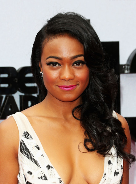 Tatyana Ali Side Sweep