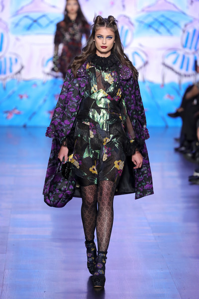 Taylor Hill Printed Coat