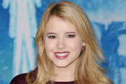 Taylor Spreitler Long Wavy Cut