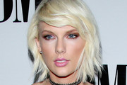 Taylor Swift Messy Cut