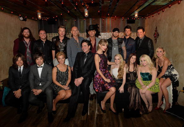 Inside the CMA Awards Afterparty