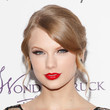 Taylor Swift's Very Cherry Red Lipstick