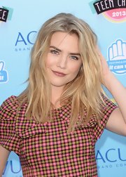 Maddie's soft blonde hair looked totally windblown-chic at the 2013 Teen Choice Awards.