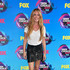 Cat Deeley Lookbook: Cat Deeley wearing T-Shirt (2 of 3). Cat Deeley hit the 2017 Teen Choice Awards dressed down in a plain white tee.