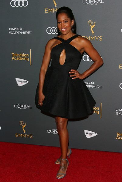 Regina King at The Television Academy's Reception