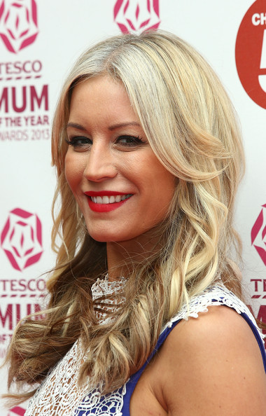 More Pics of Denise van Outen Cocktail Dress (1 of 5) - Denise van Outen Lookbook - StyleBistro