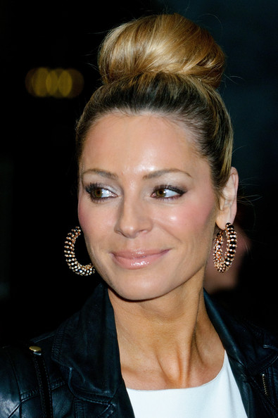 Tess Daly Hair