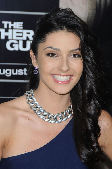 Tess Kartel Sterling Collar Necklace [the other guys,hair,hairstyle,eyebrow,beauty,chin,black hair,lip,shoulder,jewellery,fashion accessory,tess kartel,inside arrivals,new york,ziegfeld theatre,premiere]