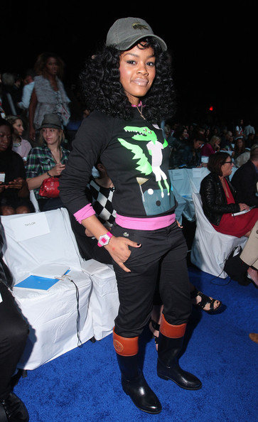 Teyana Taylor Novelty Strap Watch