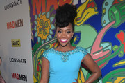 Teyonah Parris Cocktail Dress