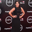In A Cut-Out Dress At The  2016 ESPYS