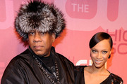 André Leon Talley Bids Adieu to 'America's Next Top Model'