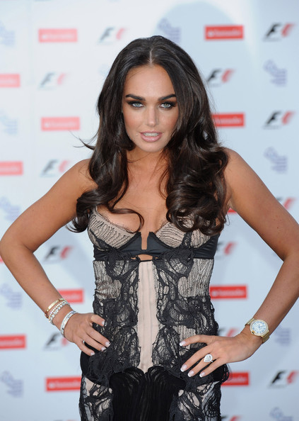 More Pics of Tamara Ecclestone Long Curls (1 of 4) - Tamara Ecclestone Lookbook - StyleBistro