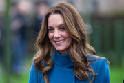 Kate Middleton looked so beautiful with her long wavy 'do on day 2 of her tour across the country.