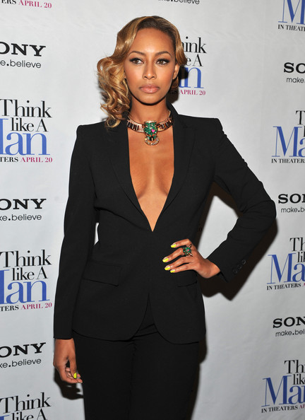 More Pics of Keri Hilson Pantsuit (1 of 14) - Keri Hilson Lookbook - StyleBistro