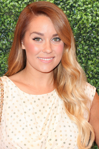 Lauren Conrad's Ombre Waves