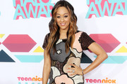 Tia Mowry Beaded Dress