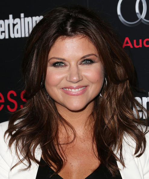Tiffani Thiessen Medium Layered Cut