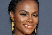 Tika Sumpter Braided Updo