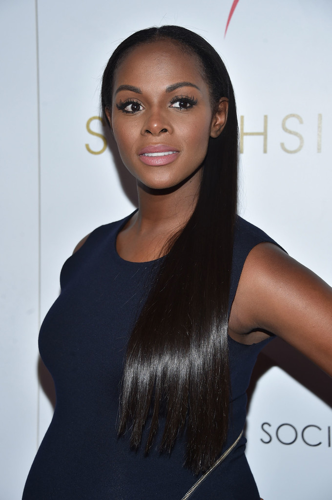 Tika Sumpter Side Sweep Side Sweep Lookbook Stylebistro