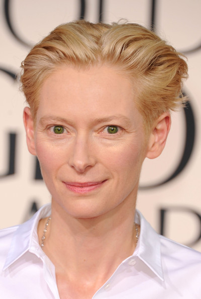 Tilda Swinton Jewelry