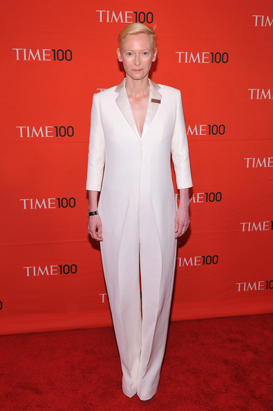Tilda Swinton Jumpsuit