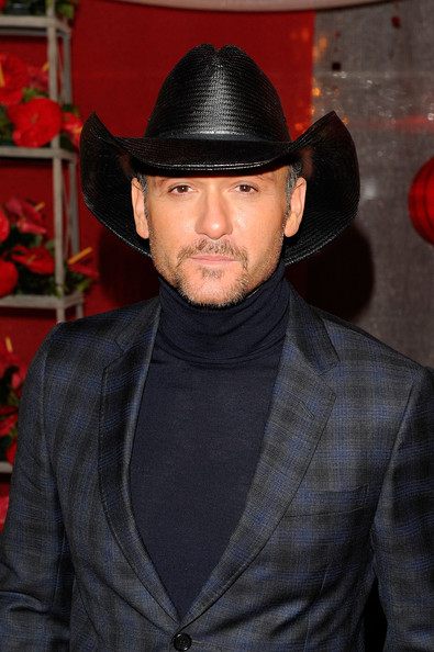 Tim McGraw Cowboy Hat