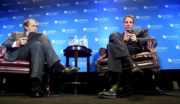 Timothy Geithner Shoes