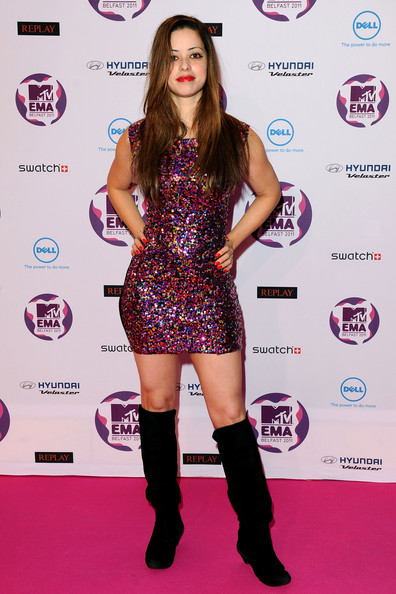 Tina Barrett Knee High Boots