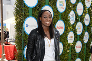 Tina Charles Leather Jacket
