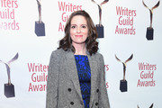 Tina Fey Tweed Coat