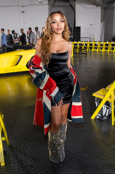 Tinashe Knee High Boots