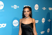 Tinashe Little Black Dress