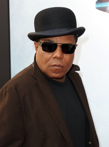 Tito Jackson Bowler Hat [this is it,eyewear,hat,fedora,clothing,sunglasses,glasses,fashion accessory,cool,headgear,vision care,tito jackson,california,los angeles,nokia theatre downtown la,sony pictures,premiere,premiere]
