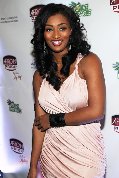 Toccara Jones Hair