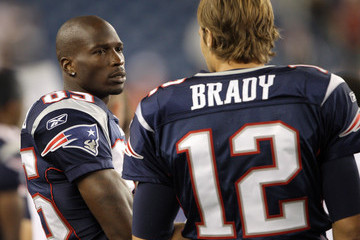 Tom Brady Chad Johnson Jacksonville Jaguars v New England Patriots