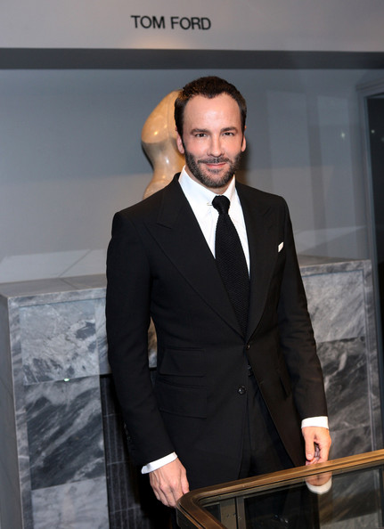 Tom Ford Buzzcut [picture,suit,formal wear,tuxedo,gentleman,blazer,fashion,outerwear,flooring,white collar worker,businessperson,tom ford,designer,new york city,bergdorf goodman,fashion,night out,tom ford appearance,appearance,celebration]