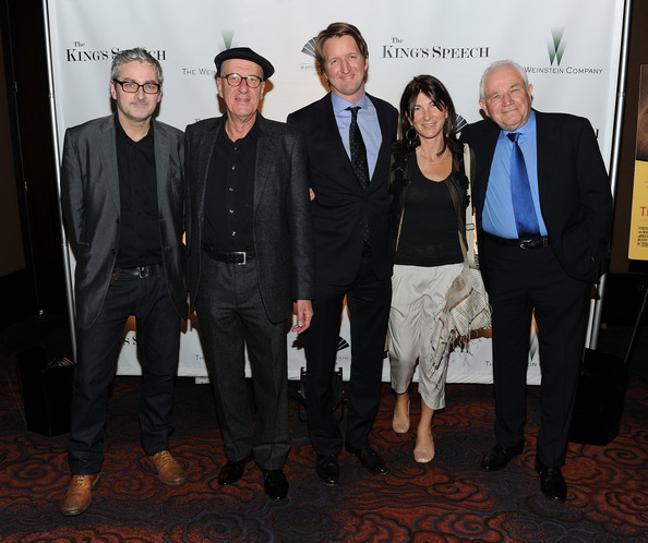 """Dinner Honoring Geoffrey Rush's Performance in The Weinstein Company's """"The King's Speech"""""""