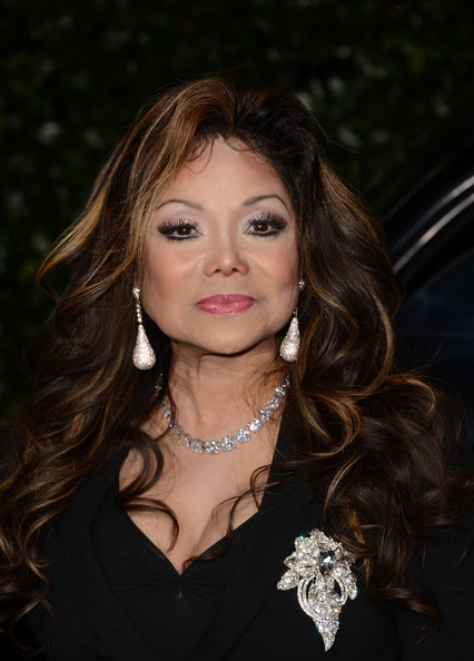 More Pics of La Toya Jackson Blazer (1 of 13) - La Toya Jackson Lookbook - StyleBistro