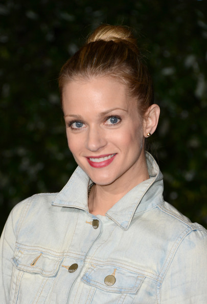 More Pics of A.J. Cook Denim Jacket (1 of 8) - A.J. Cook Lookbook - StyleBistro