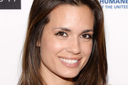 Torrey Devitto Medium Straight Cut