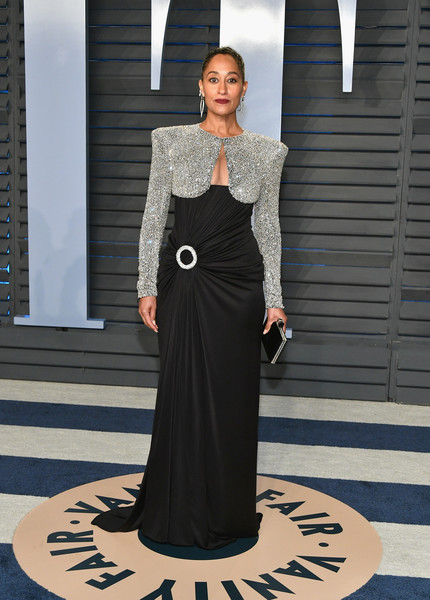 Tracee Ellis Ross Cutout Dress