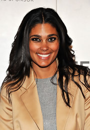 Rachel Roy stuck to her classic center part hairstyle at the 2011 Tribeca Film Festival. A slight wave at the ends completed her look.