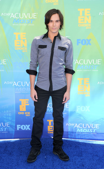 Tyler Blackburn Button Down Shirt